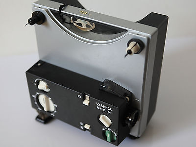 Vintage Yashica 8pc-n projector
