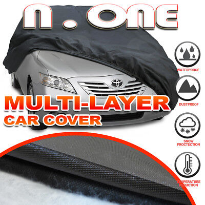 Fit Cavalier/Cobalt Multi Layer Snow Rain Dust Resistant UV Coating Car Cover