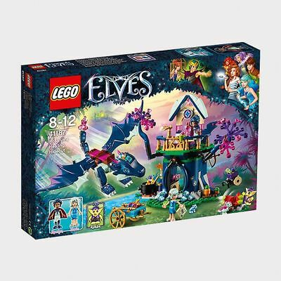 NEW LEGO Elves Rosalyn's Healing Hideout 41187