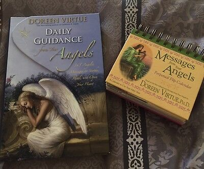 Doreen Virtue Angel Book and Calendar / New Age