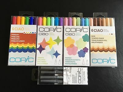 Copic Ciao Markers Sets