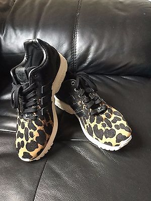 Adidas Torsion Shoes, worn once, size 7