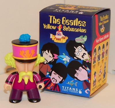 The Beatles Yellow Submarine Sergeant Peppers George Titans Blind Box Figure