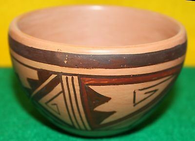Authentic Native American Hopi Pottery
