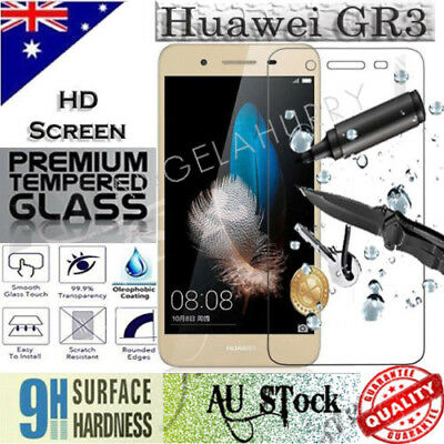 Tempered Glass Film Screen Protector For HUAWEI GR3