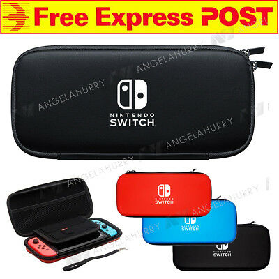 ◆Free◆Express◆ Nintendo Switch Shell Carrying Case Protective Storage Bag Cover