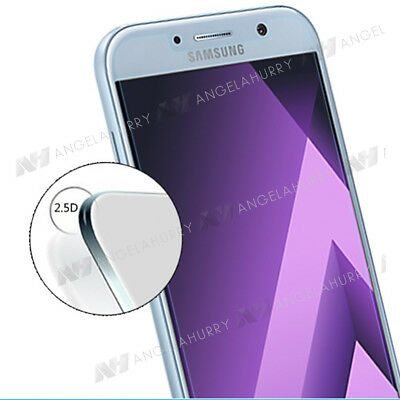 Tempered Glass Film Screen Protector For Samsung A7 2017