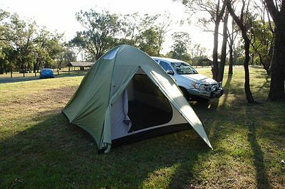Blue Gum Inflatable Tent - 80% OFF *** RRP $1,111.00 *** PRICED TO CLEAR ***