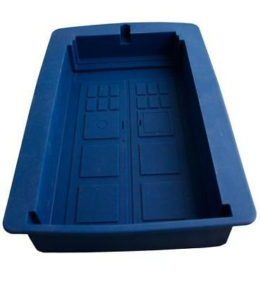 Doctor Who Tardis Silicone Mould for Jelly Chocolate Ice Cube Cake Matt Smith