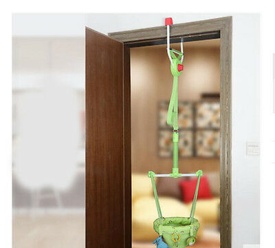 Fashion Green Adjustable Length 140-237CM Children Hanging/Jump Chair Toys *
