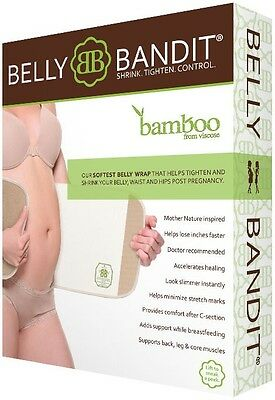 BELLY BANDIT Nude New In Box Small Post Pregnancy Recovery Support RRP$99.95