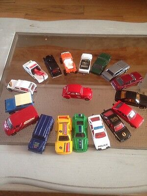 Job Lot Toy Cars Brand New 18 In Total
