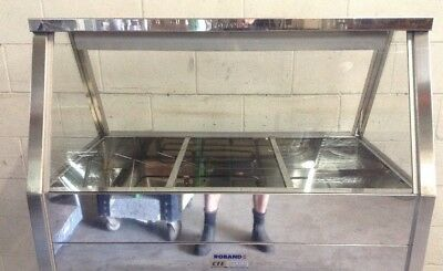 ROBAND COMMERCIAL Kitchen Stainless BAIN MARIE Cafe Restaurant Equipment