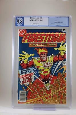 Firestorm (1978 1st Series) #1 PGX 9.8 like CGC White Pages