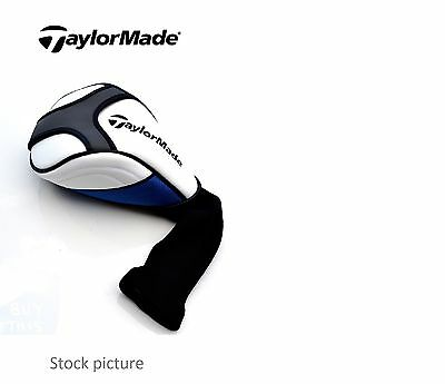 NEW * TaylorMade SLDR / Jetspeed Driver Headcover - Black