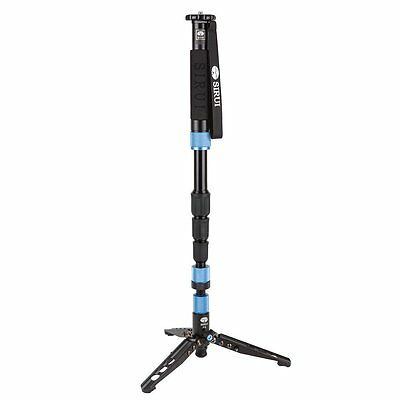 Sirui P-204S P-204Sr Multifunction Aluminum Monopod With Stand Spider