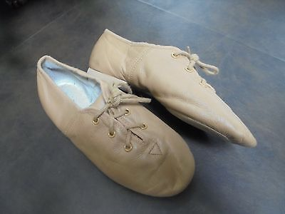 Theatrical Little Girls Size 12.5 Dance Shoes