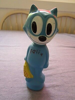 Blue Felix the Cat Soaky