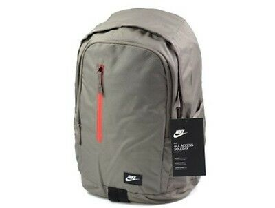 Nike All Access Soleday Backpack Grey BA4857 265 One Size