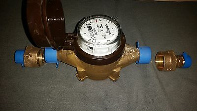 NEW Sensus 5/8x3/4 PMM Direct Read Water Meter