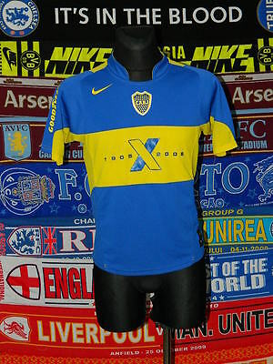 4/5 Boca Juniors adults S 2005 special rare football shirt jersey trikot