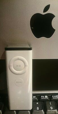 Genuine Apple Remote  A1156 MA128Z/A for apple TV & music audio system Brand New