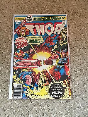 Thor King-Size Annual #7 Vs The Eternals Marvel Bronze-Age Comic 1978