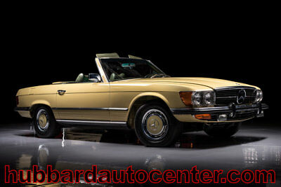 1973 Mercedes-Benz SL-Class  1973 Mercedes-Benz 450 SL One of the best around, great color, amazing condition