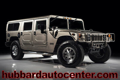 2001 Hummer H1 Ultra Low Mile Fully Custom H1! 2001 Hummer H1 Wagon, Ultra Low Miles, Fully Custom, Extremely Nice!