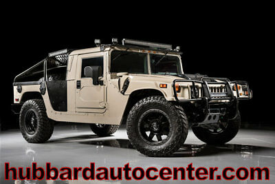 2003 Hummer H1 Super Rare 2 Door Custom Truck, One of 74 2 Passen 2003 Hummer H1 Rare 2 Door Custom. One of only 74 two passanger 03 trucks made!