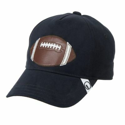 Gymboree Football Champ Blue Hat New NWT Boys 5 7
