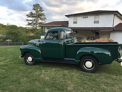1955 Chevrolet Other Pickups  1955 Chevrolet 5 window Rare Pickup Classic Collector Frame Off Restoration