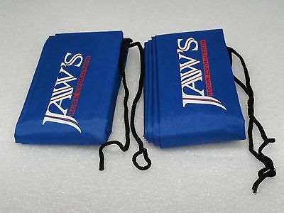 Two 7' JAWS QTR CUT DESIGN ROD COVER for Calstar Seeker Shimano G-Loomis NEW NR