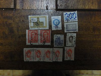 13x Mixed ARGENTINA Stamps