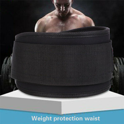 Weight lifting Belt Waist Gravity Training Squat Fitness Lower Back Protector