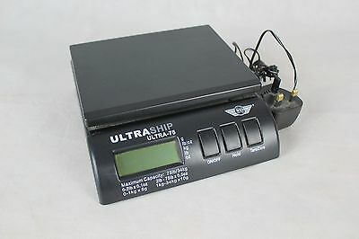 My Weigh Ultraship 75 Postal Scale 75lb / 34kg Capacity - USED