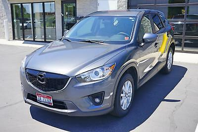 2013 Mazda CX-5 Touring 2013 Mazda CX-5 Touring 28,000 Miles Grey Sport Utility 4 Cylinder Engine 2.0L/1