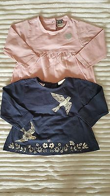 Lovely Zara and Tapea shirt 9-12 months girl