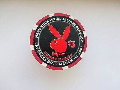 Hard Rock Casino - Las Vegas , NV- OBSOLETE CASINO CHIP