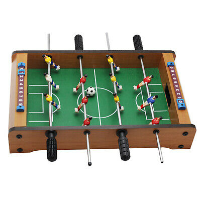 Foosball Table Soccer Football Party Board Game Kids Sports Toy Xmas Gift