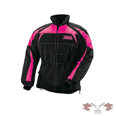 5260-071 Genuine Arctic Cat Women's Team Arctic Race Jacket Small- SALE