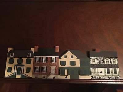Cat's Meow Village, Decorative, Hagerstown Series,