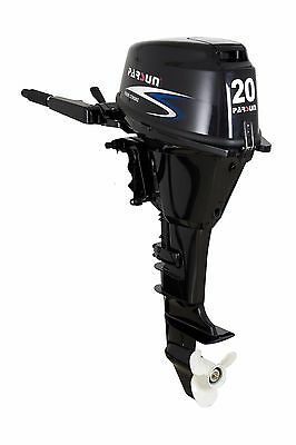 20 HP Parsun Outboard Motor, Long Shaft, Electric Start