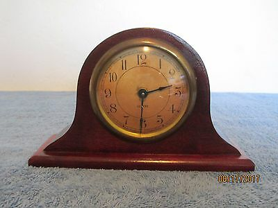 Gilbert Mini Mantle/desk Clock