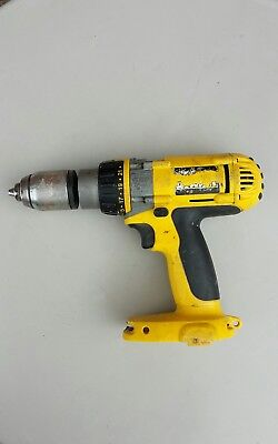 dewalt dc984 xrp 14.4v 3 speed hammer drill in good working order