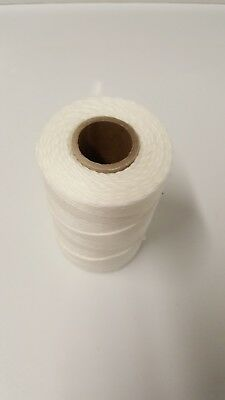9 Ply Waxed Lacing Cord 525 Feet Each Roll (5 Rolls)