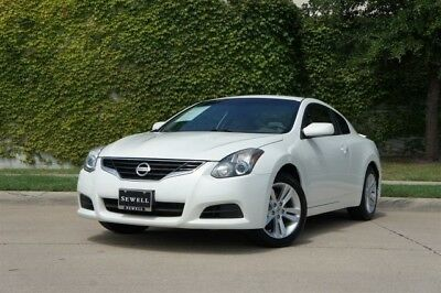 2012 Nissan Altima 2.5 S 2012 Nissan Altima, Winter Frost Pearl with 86,737 Miles available now!