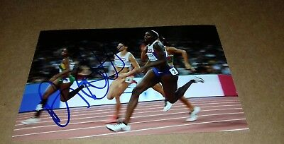 Dina Asher-Smith Signed