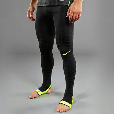 Nike Pro Combat Pro Recovery HyperTights Graduated Compression Soccer Tights