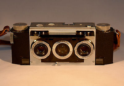 Realist 35MM Camera and Stereo Viewer
